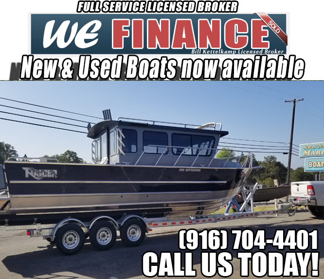 Let us broker or sell your boat for you |Fully Licensed